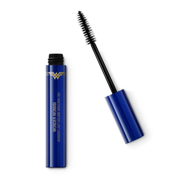 Un mascara Wonder Woman, on en rêvait, Kiko l'a fait ! Wonder Last Volume Mascara, Kiko, 10,90€