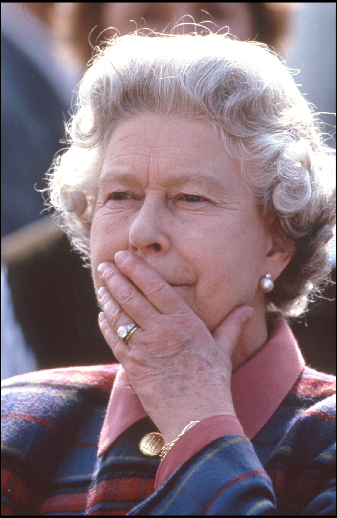 Elizabeth II, en 1994