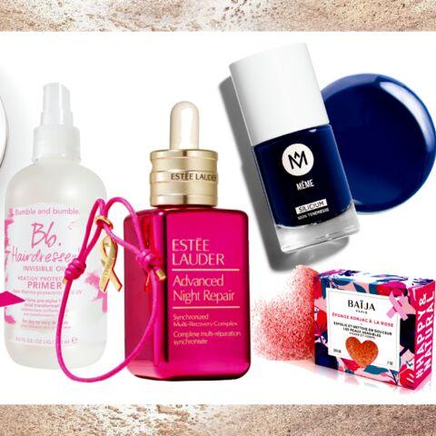 Octobre rose 2020: les marques de beauté s'engagent contre le cancer du sein