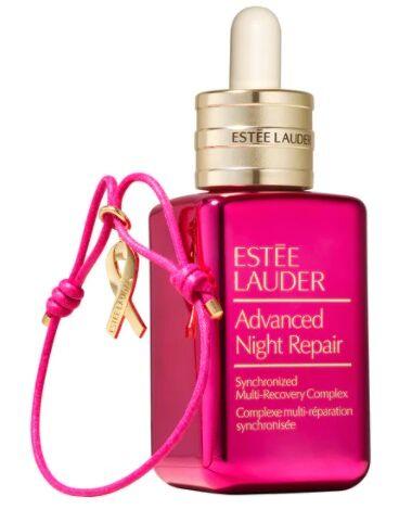 Le Sérum Advanced Night Repair d'Estée Lauder, en édition limitée pour octobre rose (125 €)