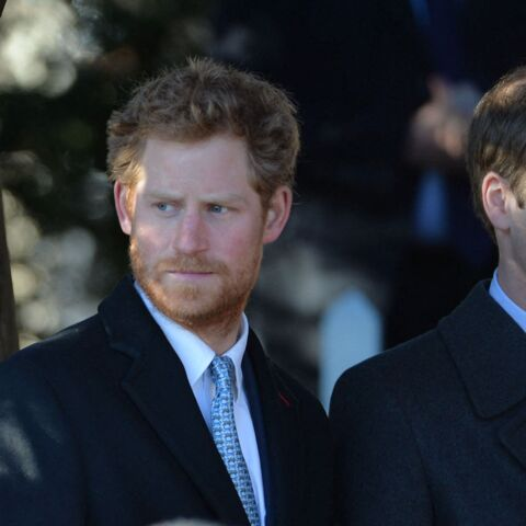 William et Harry en froid bien avant son mariage avec Meghan…