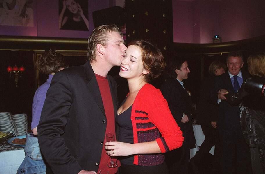Elise Ventre et Guillaume Depardieu
