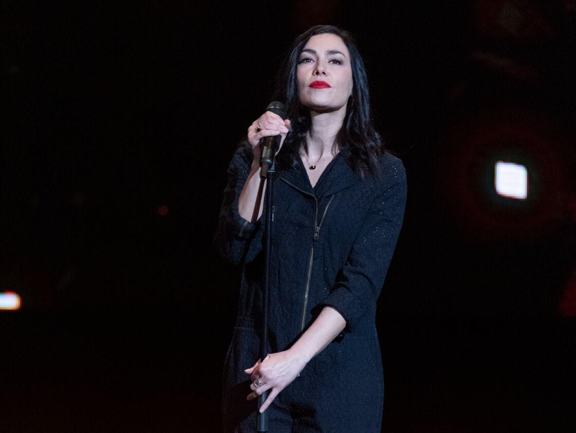 Olivia Ruiz sur scène