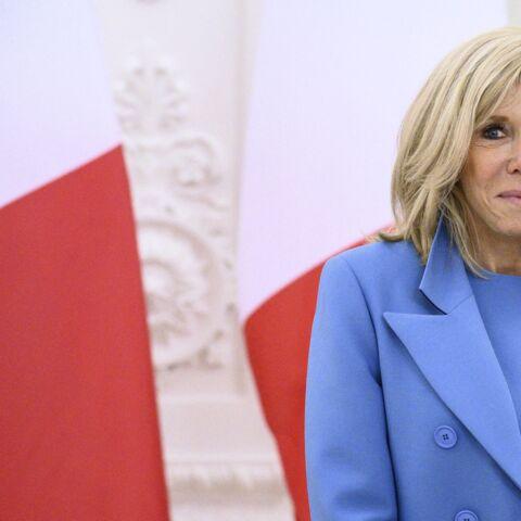 Brigitte Macron engagée auprès d'un célèbre footballeur: cette vidéo émouvante