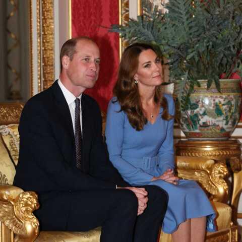 PHOTOS – Les affaires reprennent: Kate Middleton et William de retour à Buckingham