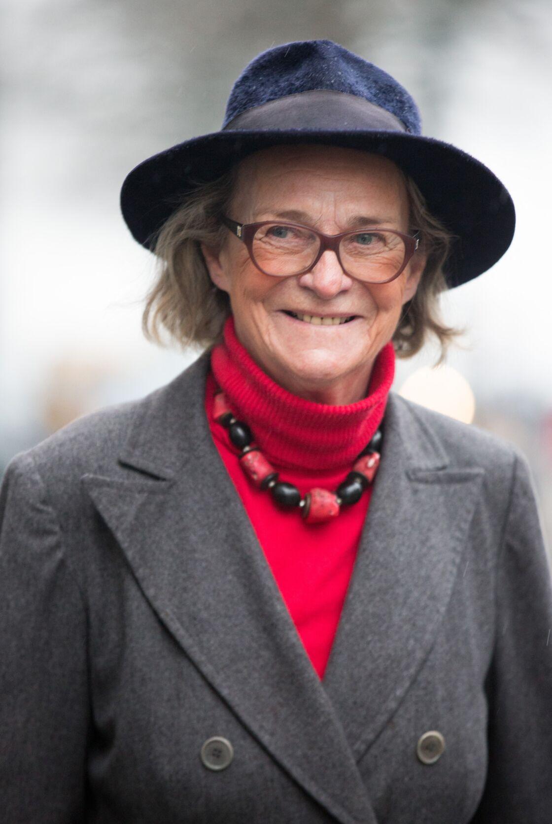 Sybille de Sélys Longchamps, en 2017