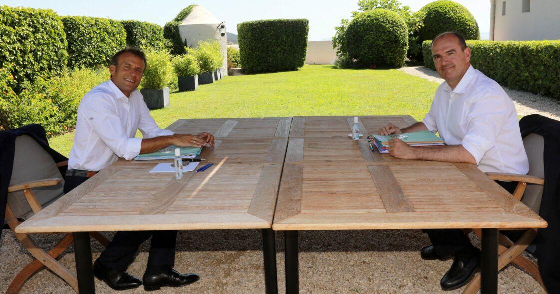 Nouvelles tensions au gouvernement ? Emmanuel Macron a récemment été effaré par une erreur de Jean Castex, qui peine à convaincre en interne