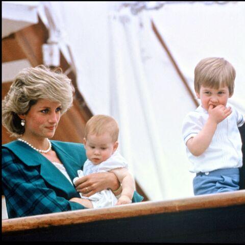 Diana jalouse: ce jour où elle a froidement congédié la nounou de William et Harry