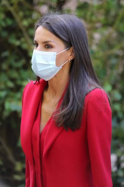 Le tout, bien sûr, sans oublier le masque