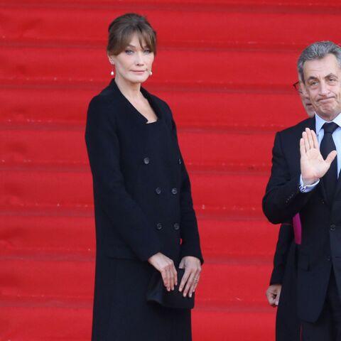 «On vous trompe rarement avec le passé»: Carla Bruni n'a pas peur des ex de Nicolas Sarkozy