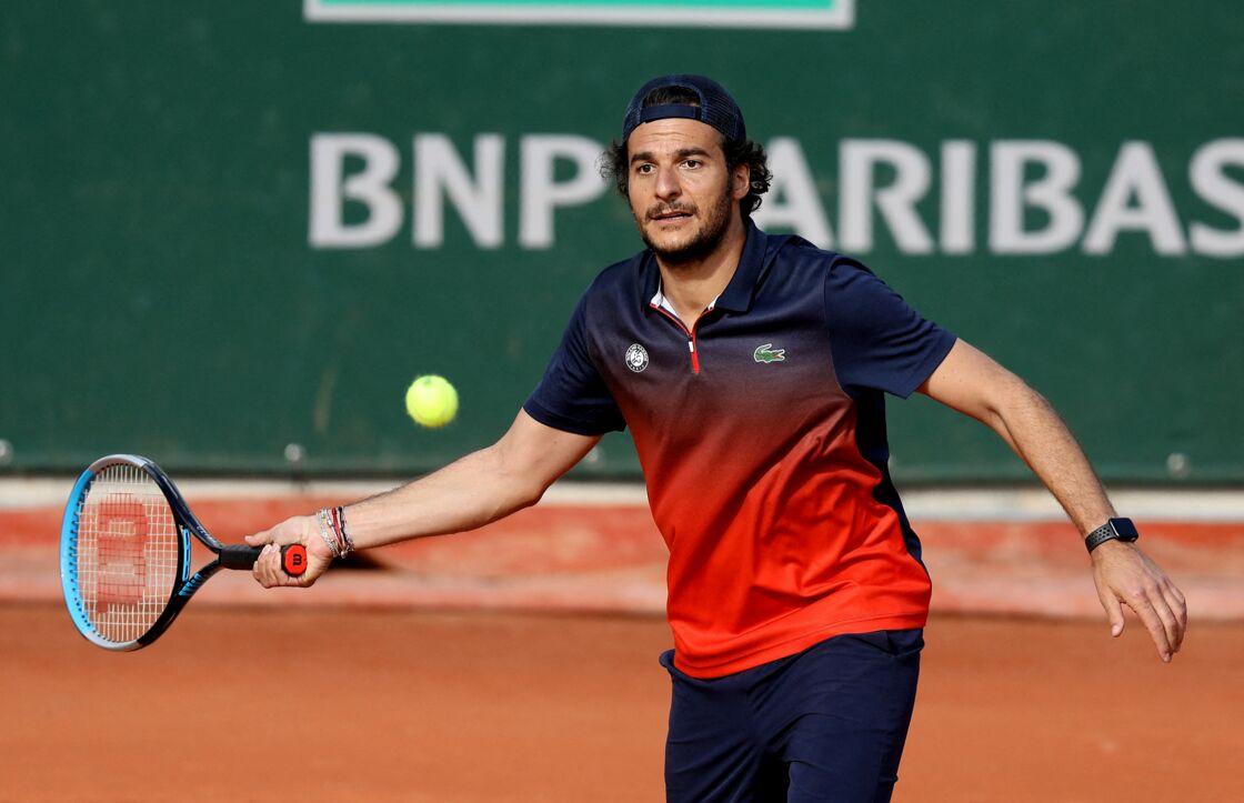 Amir Haddad - O.Meunier et P.H.Mathieu ont remporté le tournoi de tennis du programme
