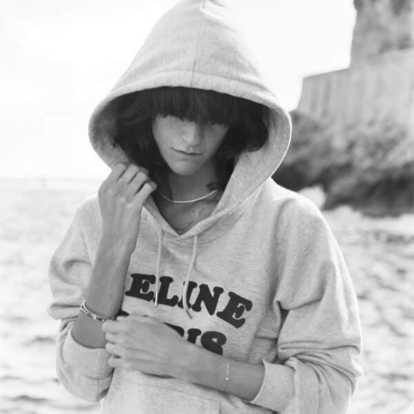 Suzanne Lindon est le visage de la campagne Celine automne-hiver 2020/2021