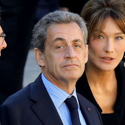 Carla Bruni émue en évoquant une facette méconnue de Nicolas Sarkozy