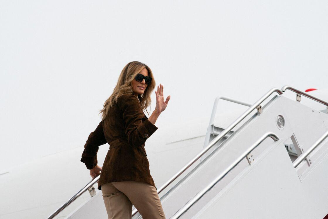 Melania Trump, le 17 septembre 2020