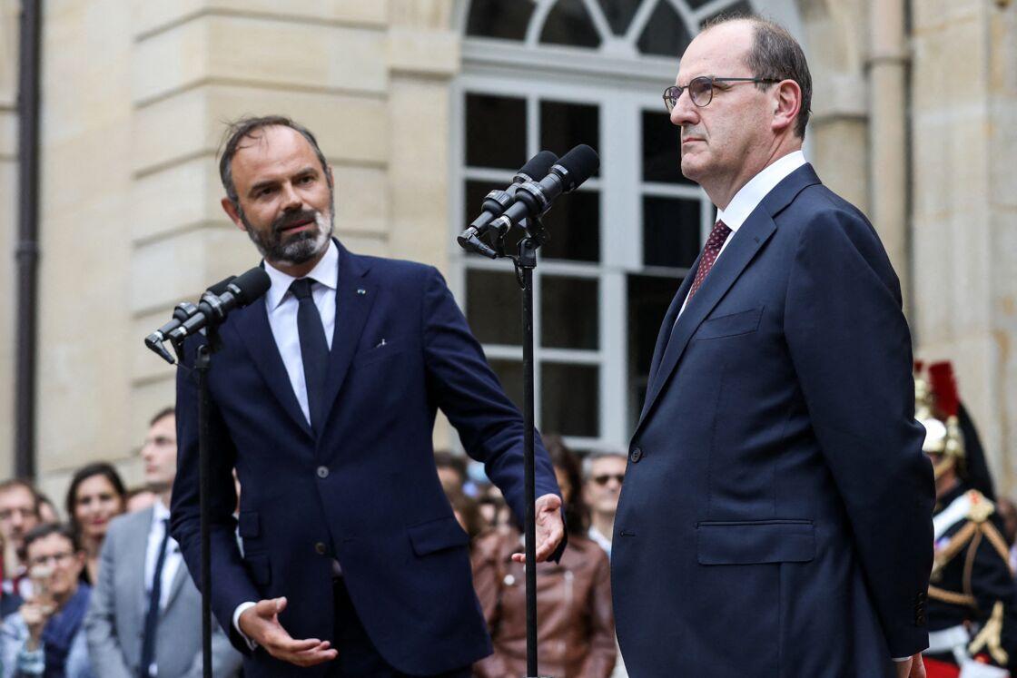 Édouard Philippe a cédé sa place à Jean Castex, recruté en pleine crise sanitaire pour contribuer au déconfinement progressif