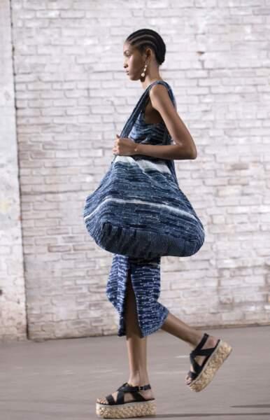 "Le sac style ""Tote Bag"" xxl d'Altuzzara."