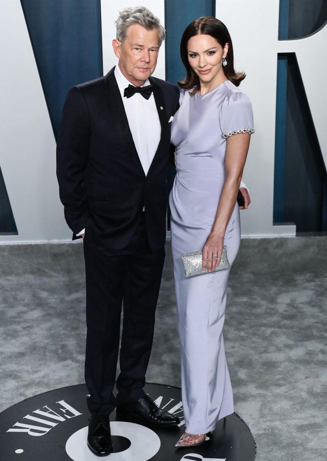 Katharine McPhee et David Foster