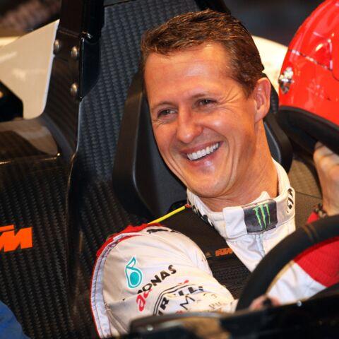 Michael Schumacher: son fils Mick, nouvel espoir de la F1, skiait avec lui lors du drame