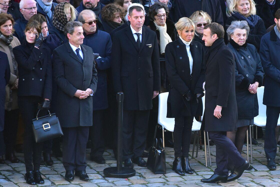 Les couples présidentiels