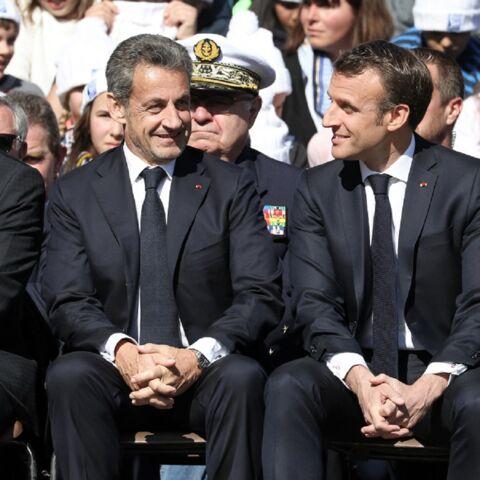 Emmanuel Macron et Nicolas Sarkozy trop proches? Une ministre s'agace