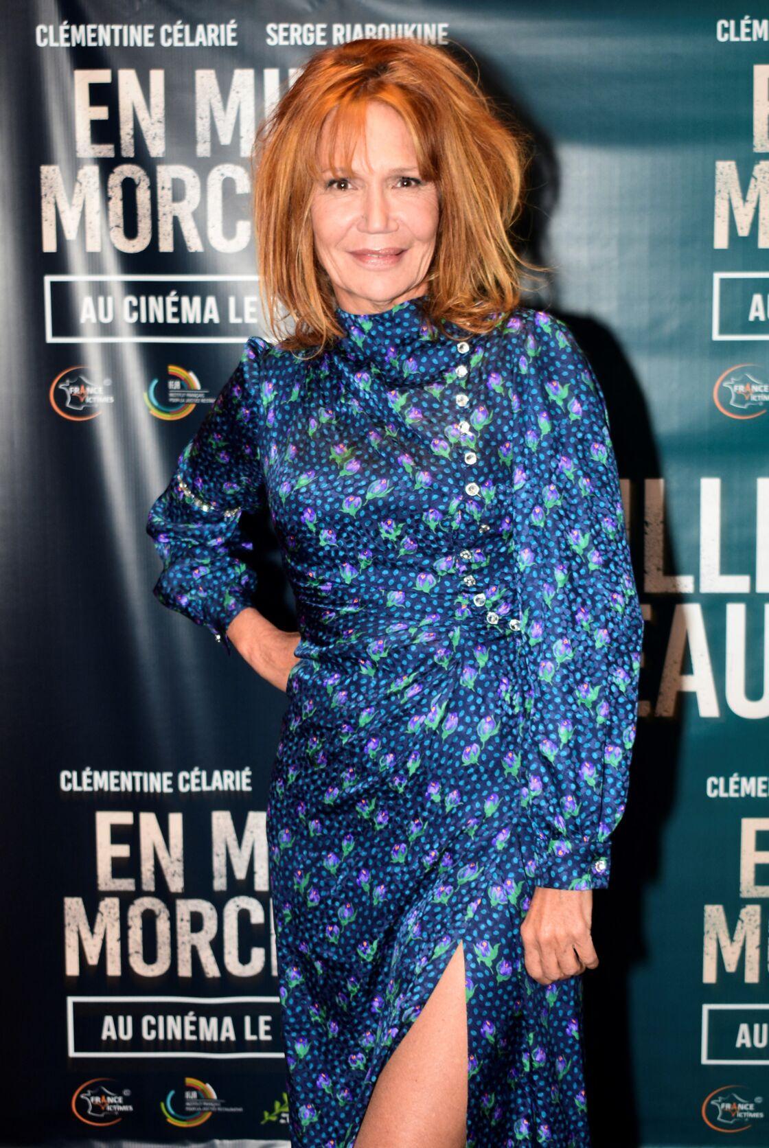 Clémentine Célarié - Avant-première du film