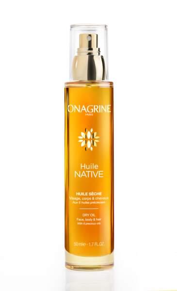 Huile Native, Onagrine, 19€