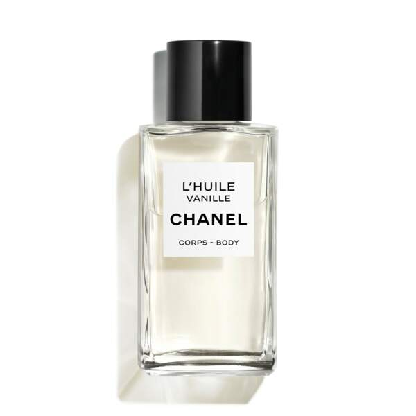 L'Huile Vanille, Chanel, 195€