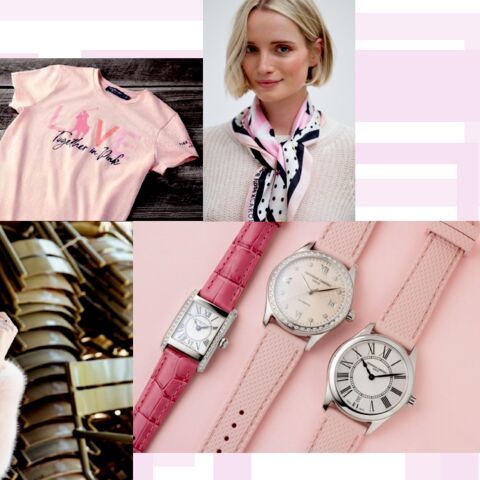 Octobre Rose 2020: ces marques de mode qui s'engagent contre le cancer du sein