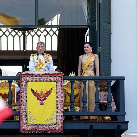 Le roi de Thaïlande: cette sortie avec son épouse Suthida sous haute surveillance