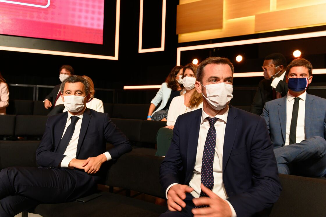 Olivier Véran et Gérald Darmanin ne se privent plus d'afficher leur aversion mutuelle en Conseil des ministres selon Le Point