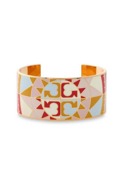 Manchette colorée, 118 €, Tory Burch