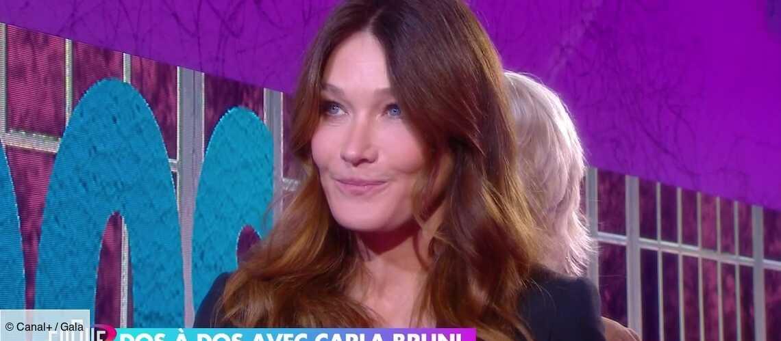 VIDEO – Carla Bruni mutine : sa pirouette à une question osée de Catherine Ceylac - Gala