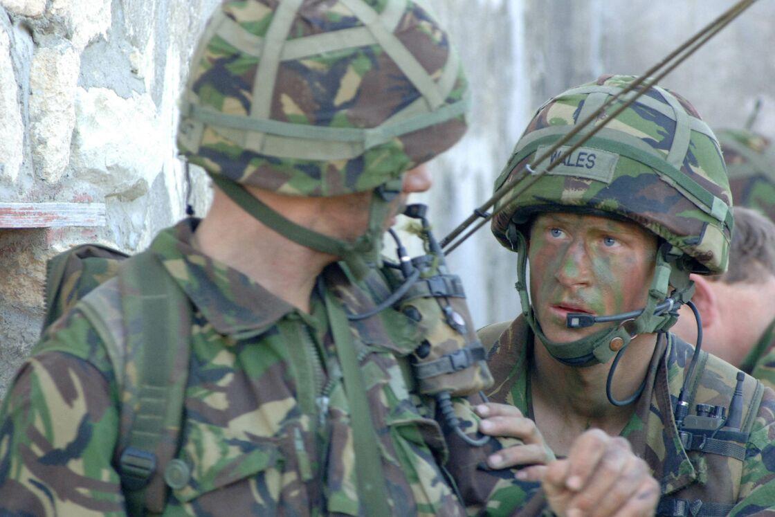Le prince Harry avait tant aimé servir en Afghanistan