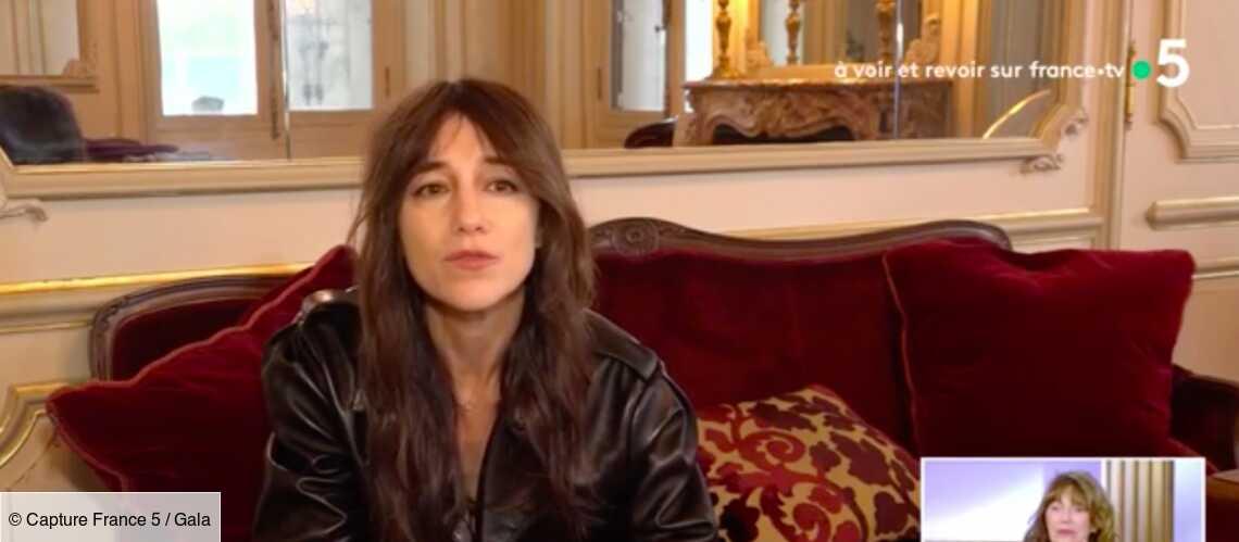 VIDÉO – Jane Birkin émue: la touchante déclaration de Charlotte Gainsbourg à sa maman - Gala