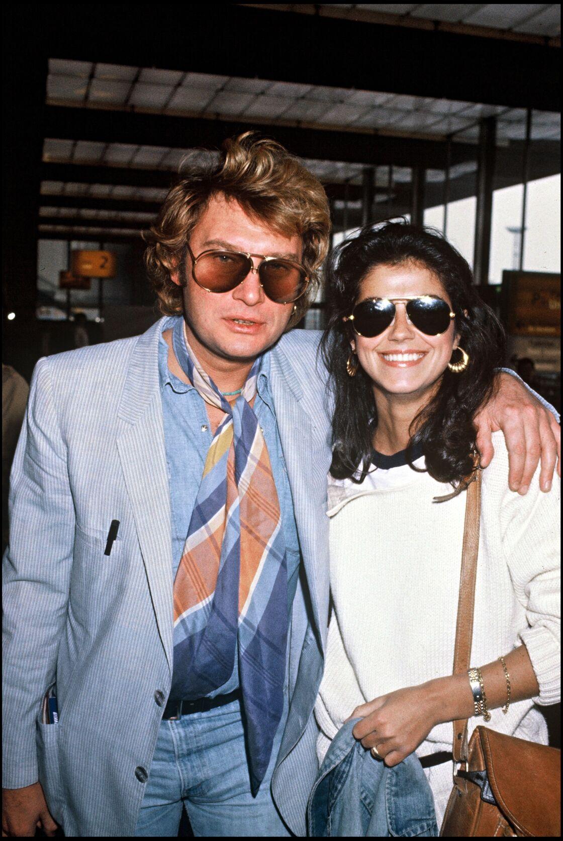 Johnny et Babeth Etienne