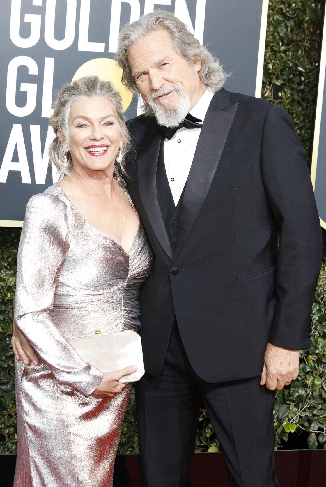 Jeff Bridges et son épouse Susan