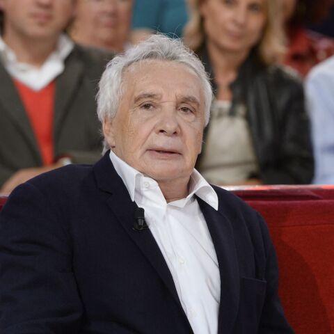 Michel Sardou très agacé par une rumeur qui le rattrape