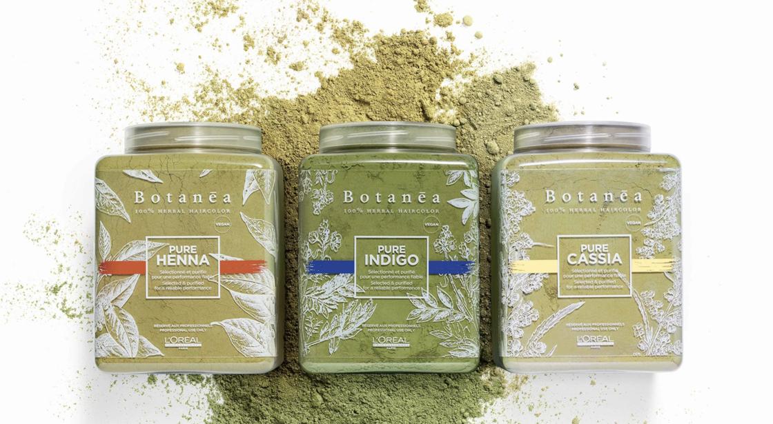 Lancée il y a deux ans, la coloration végétale Botanéa de L'Oréal Professionnel a révolutionné la coloration de nombreuses femmes en quête de produits naturels.