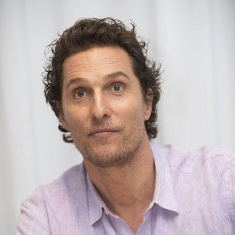 Matthew McConaughey violé à 18 ans: son témoignage glaçant