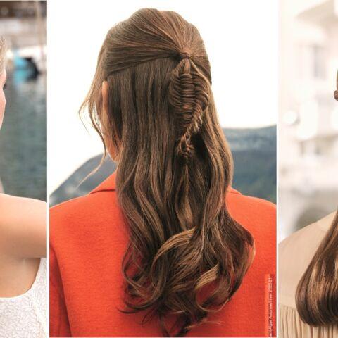 PHOTOS – Les plus belles coiffures pour cheveux longs