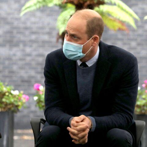 PHOTO – Le prince William marche dans les pas de Diana: cette visite émouvante