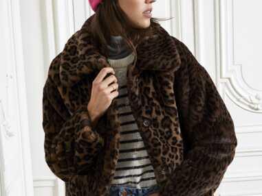 PHOTOS - Les manteaux en fausse fourrure les plus désirables de cet automne-hiver 2020-2021
