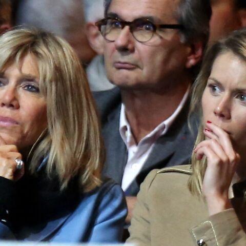 Brigitte Macron gênée par la polémique autour de sa fille Tiphaine Auzière?