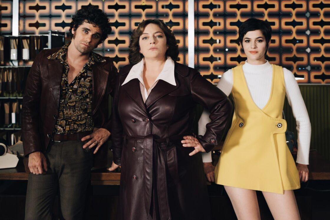 Nouveau trio d'acteurs pour la série de France 2