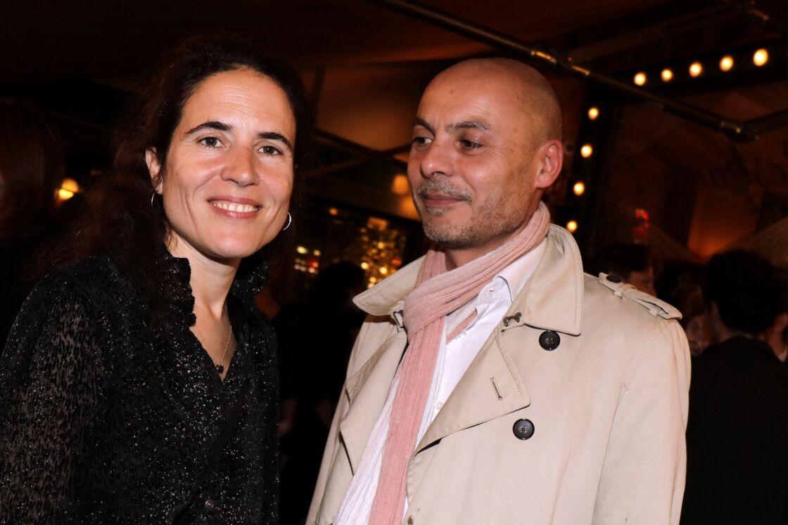 Mazarine Pingeot et Didier Le Bret