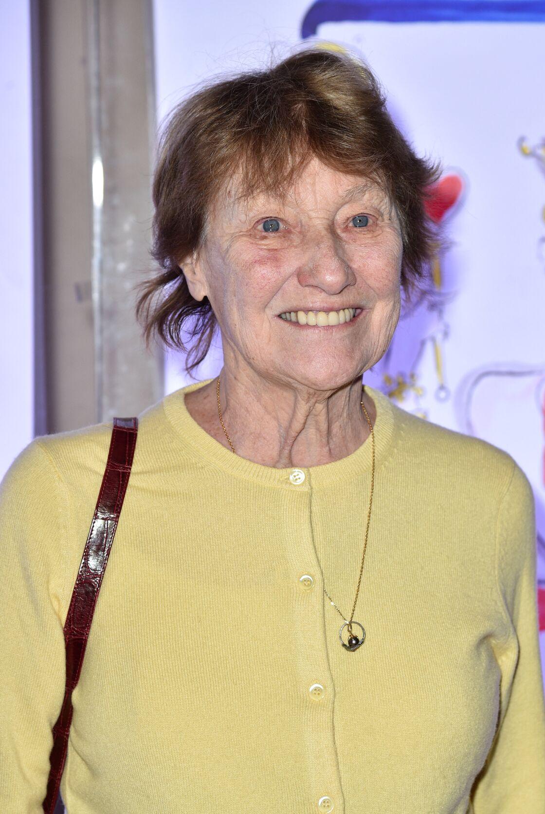 Marisa Bruni Tedeschi au Gala du coeur le 27 janvier 2020