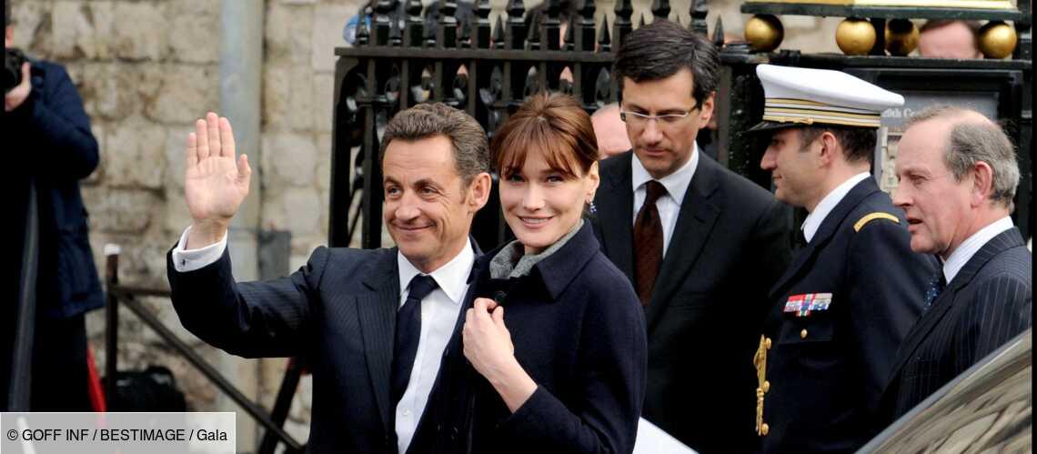 Carla Bruni et Nicolas Sarkozy : ce gros couac à leur mariage - Gala