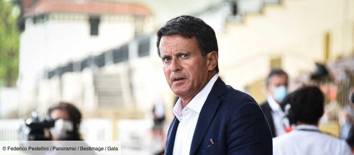 """Manuel Valls : fini l'Espagne? """"Je veux rééquilibrer ma vie pour des raisons personnelles vers Paris"""" - Gala"""