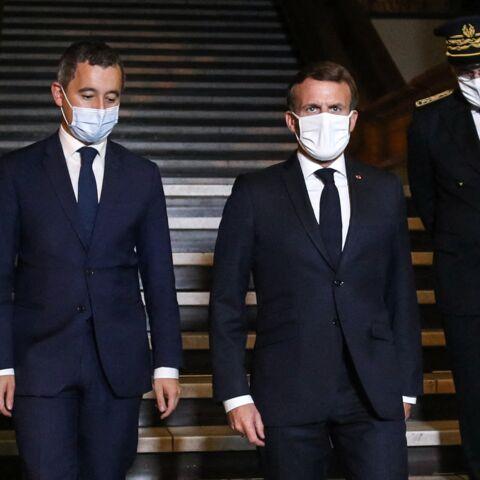 Quand Emmanuel Macron vole à la rescousse de Gérald Darmanin!
