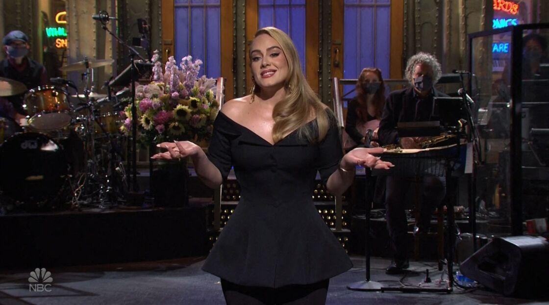 Adele dans SNL